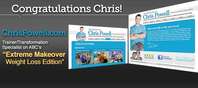 The Official Website of Chris Powell